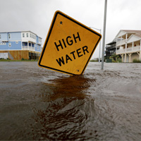 Florence flooding