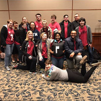 Forensics and Debate Team Showcase Performance April 26