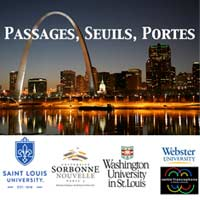 Passages, Seuils, and Portes International Conference March 17-19