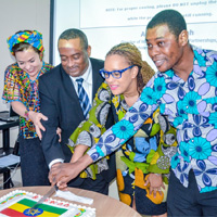 Ethiopian Ambassador to Ghana Joins Students for International Relations Master Class