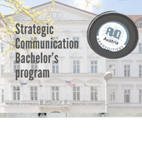 Webster Vienna Private University Received AQ Austria Accreditation for Strategic Communication Bachelor's Program