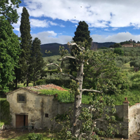 LEADS Retreat - Webster Students Enjoyed Stunning Surroundings of a 16th Century Tuscan Villa