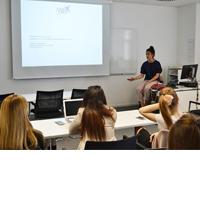 Event Management Career Lunch: Maryam Yeganehfar