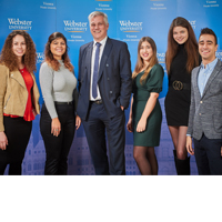Borealis and Webster Vienna Private University Continue their Successful Scholarship Endowment Program