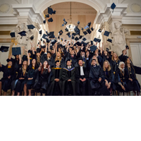 Celebrating the Class of 2019: Graduation in Historic Hofburg