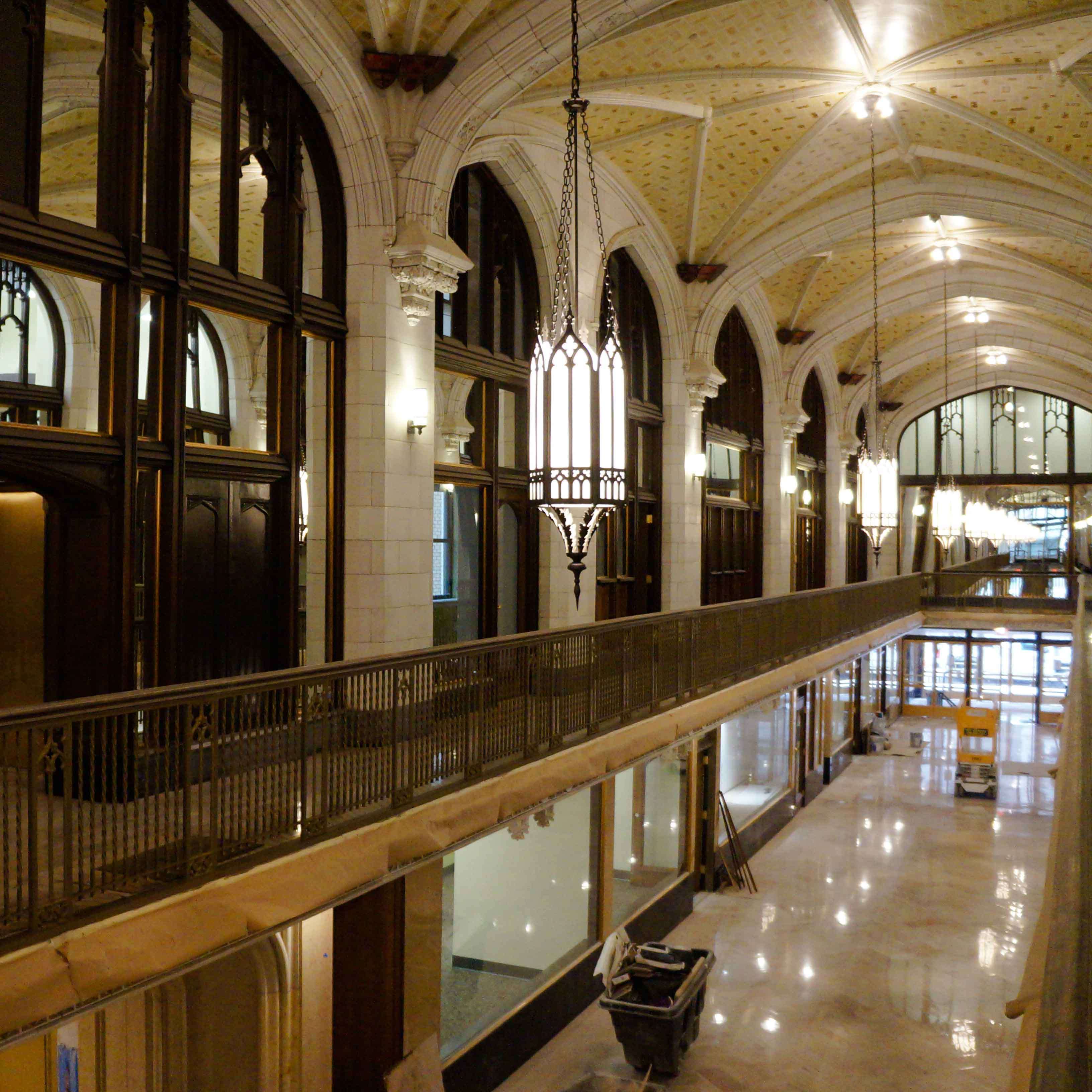 Webster University Gateway Campus Opens in Historic Arcade Building