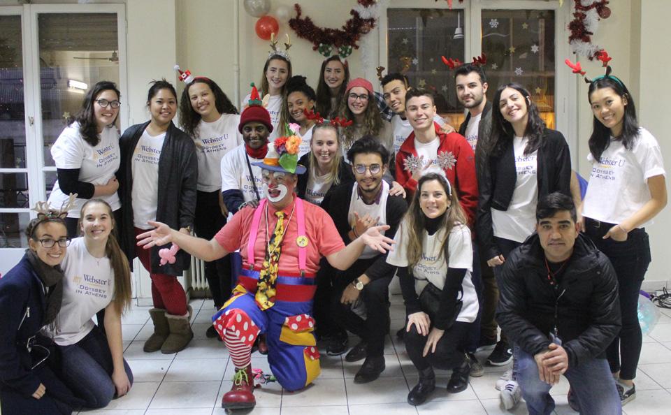 Caritas party