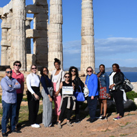 'Commerce in Athens' Highlights Diversity of Spring Break Study Abroad Offerings
