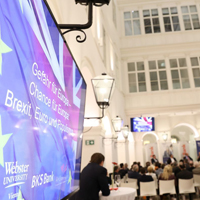 Academics and Economic Experts Discussed the Risks for Europe & Chances for Europe