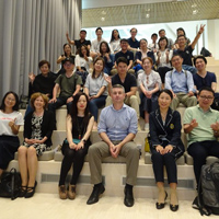Webster Leiden Hosts China MBA Students, Alumni for 11th Study Tour