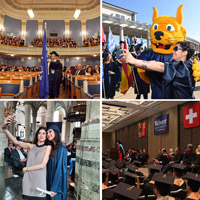 Snapshots: 2017 Webster Commencement Ceremonies around the World