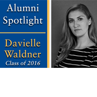Alumni Spotlight: Davielle Waldner - NBCUniversal