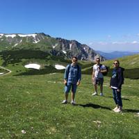 Graduate Finance Students Climb the Schneeberg