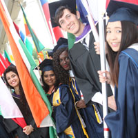 Webster Maximizes International Student Success