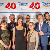 Webster Geneva 40th Anniversary Celebrations