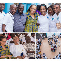 Webster Ghana Hosts Young African Leaders in Obama Initiative