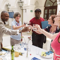 Students Mark Completion of Global MA Programs in Vienna