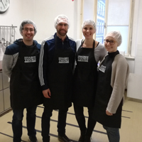 LEADS Workshop: Cooking for VinziPort