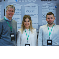 Webster Vienna Alumni Join Forces to Make an Impact in the Digital Age