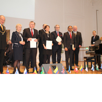 Dr. Workie Inducted to ESA
