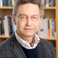 Influential Political Scientist, Professor Iver B. Neumann, Joining the IR Department and WVPU Campus from September 9th to the 13th