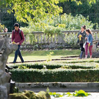 University of Roehampton has a 175-year history in providing higher education and is a welcoming community of 9,000 students from over 140 countries and from all types of backgrounds.