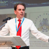 Schuster Keynotes International Youth Leader Forum in Russia