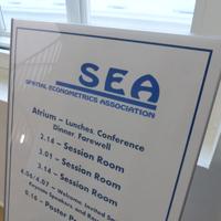 WVPU Hosts Spatial Econometrics Association (SEA) Conference