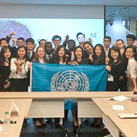 Thailand International Relations Students Attend Pan Asia Model UN