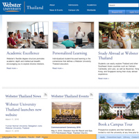 New Webster Thailand Website Launched