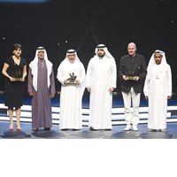 Webster Vienna Student Wins Prestigious Tolerance Award in Dubai