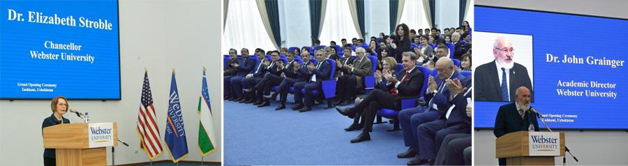 Uzbekistan opening