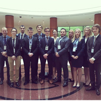 Webster Vienna Model UN Delegation Returns from Singapore