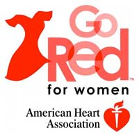 Webster Wellness Raised $495 for the American Heart Association Go Red for Women