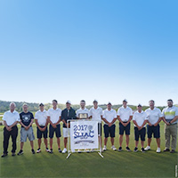 Webster Golf Team Receives GCAA Special Academic Recognition Award