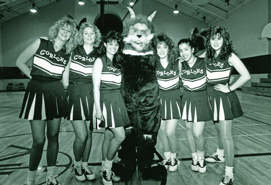 Gorlok costume 1988