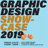 Graphic Design Showcase Dec. 7