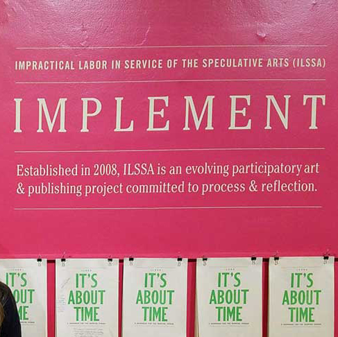 ILSSA: Implement: Essential Tools for Living