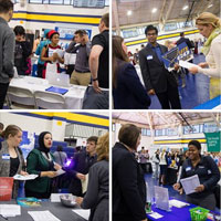 Snapshots: 2015 Career and Internship Fair