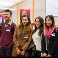 International Student Orientation Aug. 14, Aug. 19