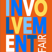Register your department for the Student Involvement Fair