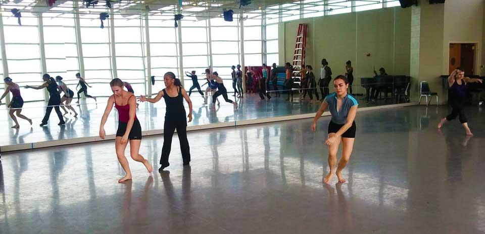 Juste choreography