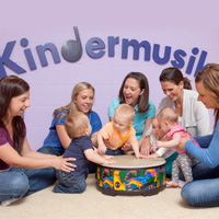 Community Music School Now Enrolling for Kindermusik Village Mini Session 2