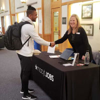 Fall Semester On Campus Recruiting Wraps Up