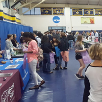 Webster Hosts MOACAC College Fair for 500 High School Juniors