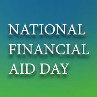 Oct. 19: Celebrate National Financial Aid Day with Office of Financial Aid
