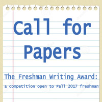 Submissions are due by Friday, Feb. 23