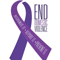 Domestic Violence Awareness Month: Wear purple on Oct. 22