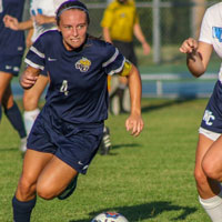Webster Junior Soccer Player Named To NSCAA Scholar All-Region Team