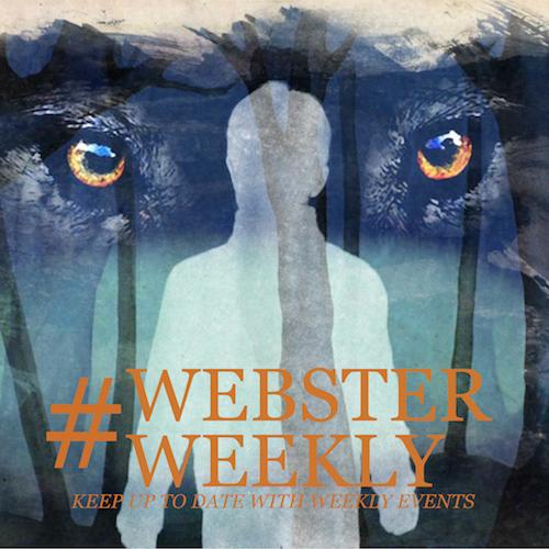 Plan Your Webster Week (Nov. 22-28)